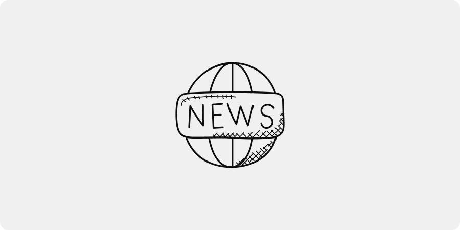 hand-drawn news graphic