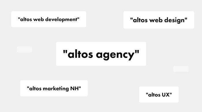 Altos Keyword examples