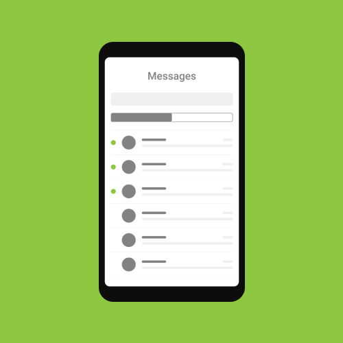 SMS graphic