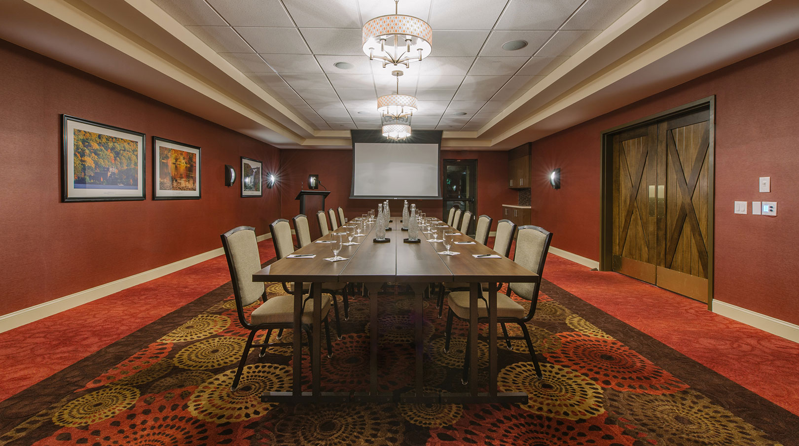 Mount Kisco Events Room
